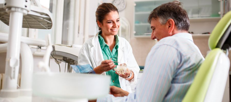 Knowledge is the Key. Why a Prosthodontist?
